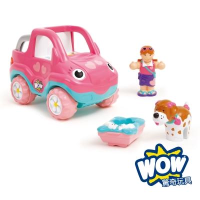 英國品牌 WOW Toys 驚奇玩具 假期吉普車 佩妮