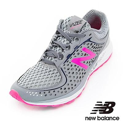 New Balance 運動跑鞋 WBREAHG-D女性灰粉紅