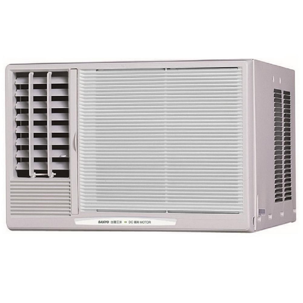 三洋4-6坪 R410 定頻窗型冷氣 SA-L28B/SA-R28B
