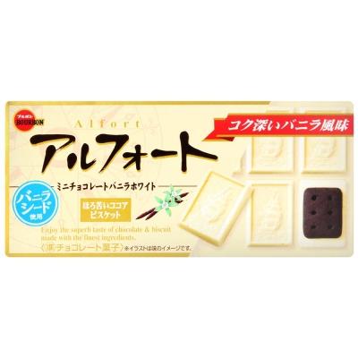 Bourbon北日本 帆船香草巧克力餅乾(55g)