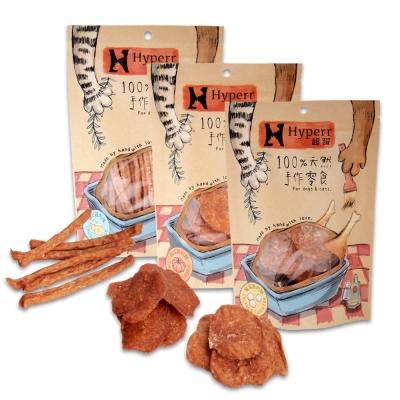 Hyperr超躍 手作鈣多多零食