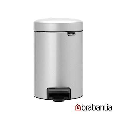 Brabantia NEWICON環保垃圾桶-3L金屬灰