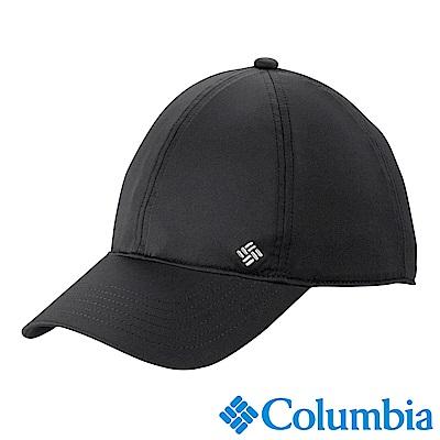 Columbia哥倫比亞 男款-抗UV50涼感棒球帽-黑色 (UCM94840BK)