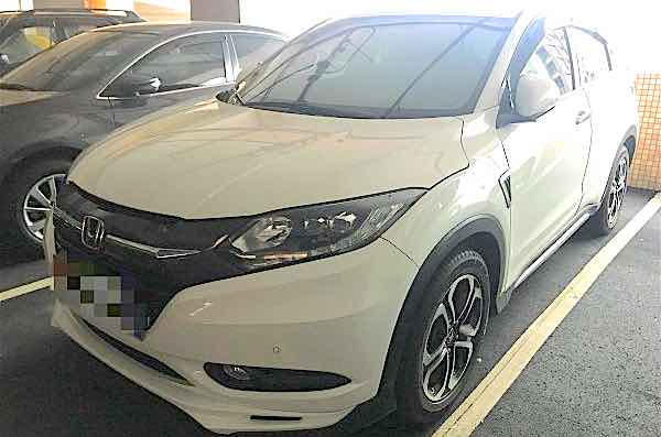 2016 Honda 本田 HR- V 原廠保養