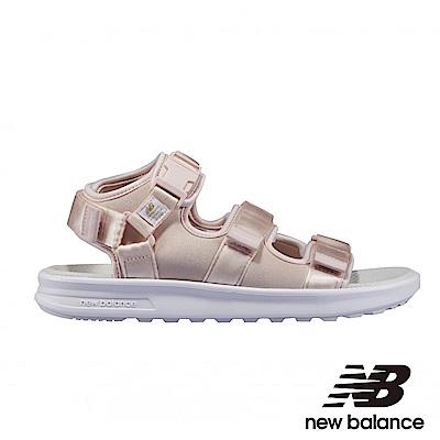 New Balance  涼拖鞋SD750PP 女款粉紅