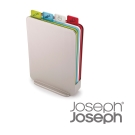 Joseph Joseph 檔案夾直立式砧板組(銀)