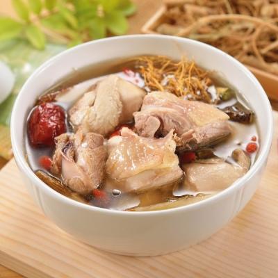 (任選)艾其肯養生雞湯 養生狗尾雞(450g/包)