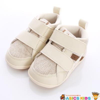 亞瑟士SUKU2機能鞋-護踝預防機能品味款-111-05K白(寶寶段)
