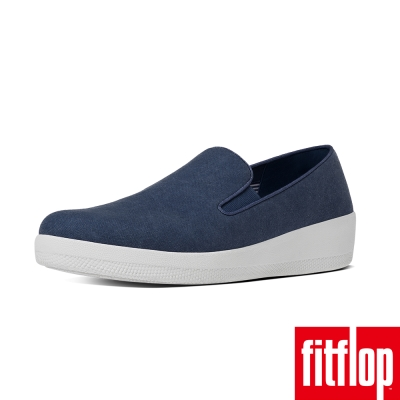 FitFlop TM-SUPERSKATE CANVAS LOAFER 午夜藍