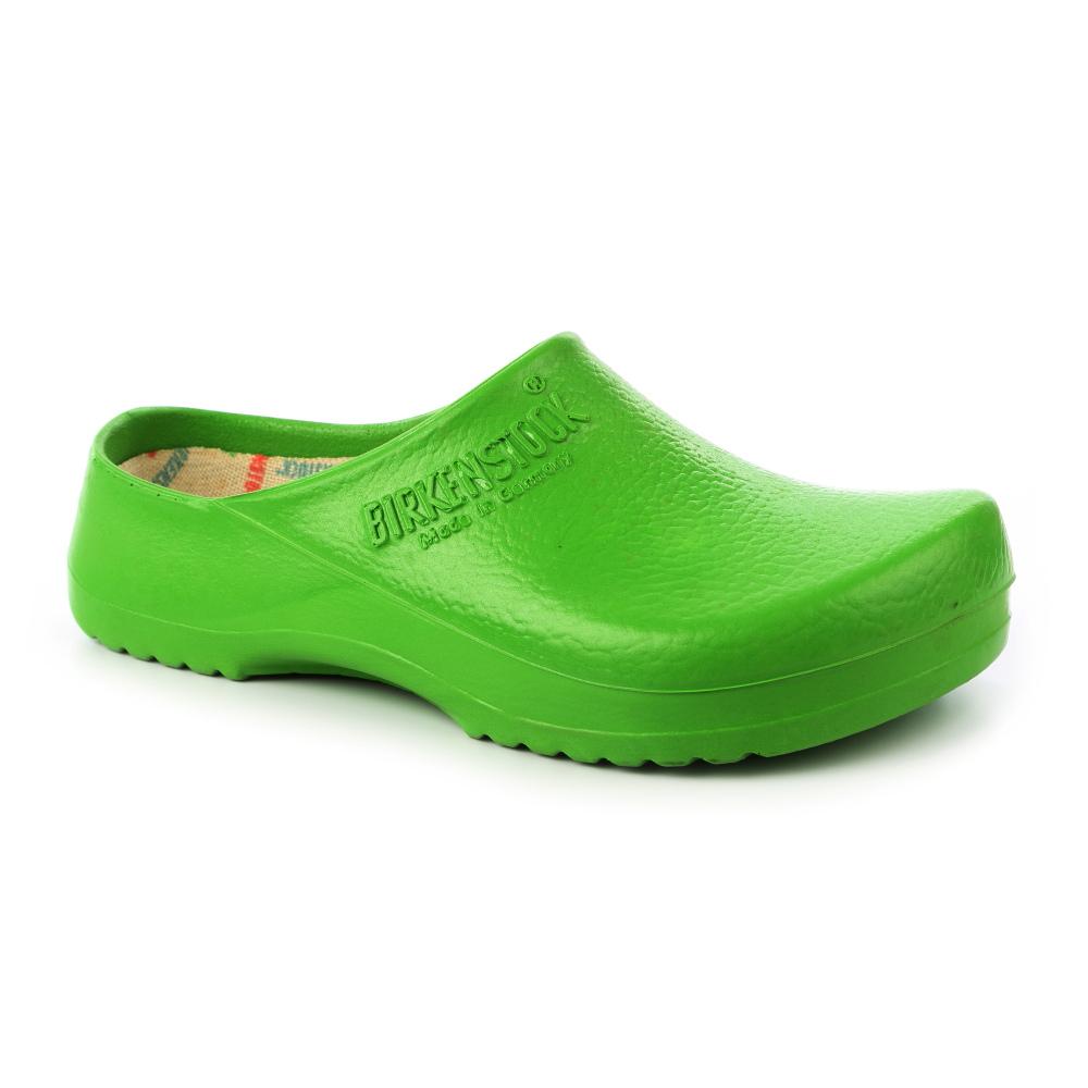 勃肯BIRKENSTOCK068081。SUPER BIRKIM園藝鞋/工作鞋-草綠