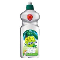 泡舒 洗潔精 綠茶去油除腥-600g