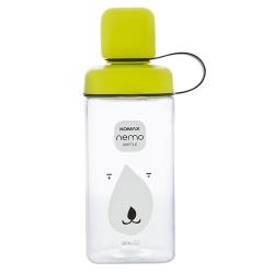 KOMAX糖果色水瓶430ml(草綠熊)(8H)