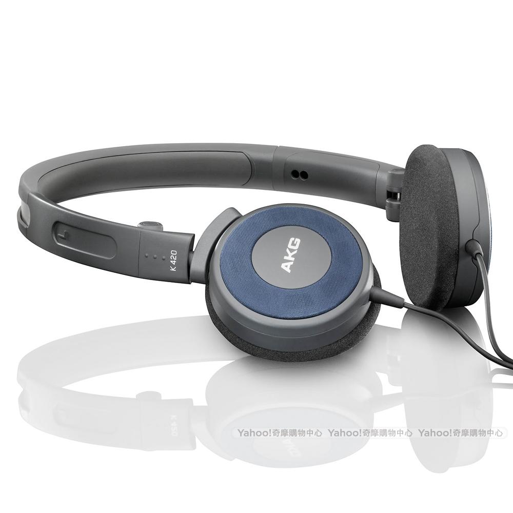 AKG K420 Mini Headphone 半開放式 摺疊耳機