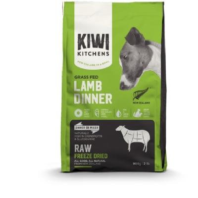 KIWI奇異廚房-草原嫩羊佐鮭魚綠唇貝1.8kg