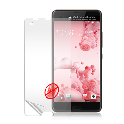 Monia HTC U Ultra 5.7吋 防眩光霧面耐磨保護貼