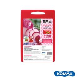韓國Komax紅白兩用抗箘砧板S (30x20cm)