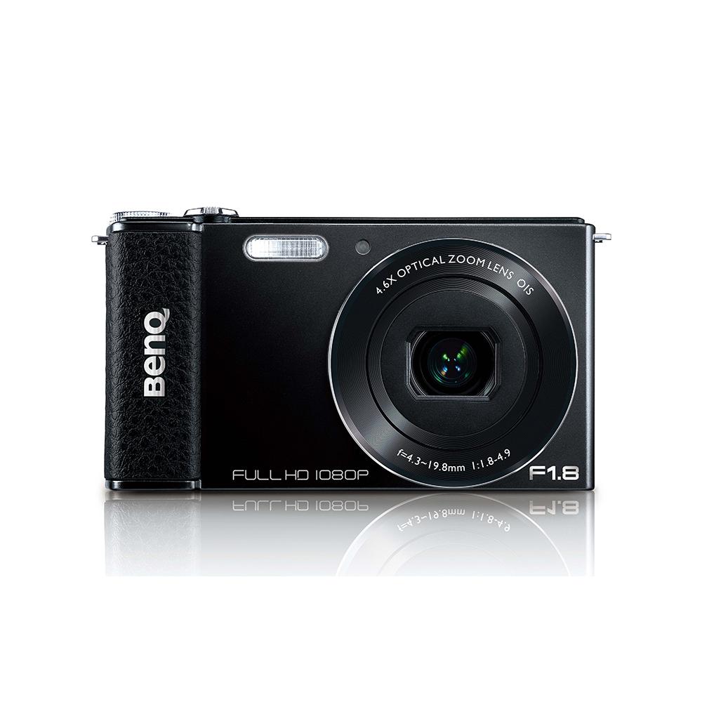 【福利品】BenQ 翻轉螢幕大光圈數位相機G1