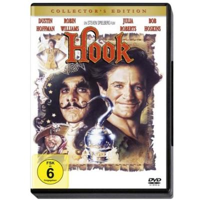 虎克船長-HOOK-DVD