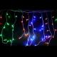 聖誕燈裝飾燈LED燈100燈冰條燈(四彩光)(附控制器跳機) product thumbnail 1