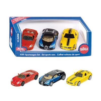 SIKU-小汽車禮盒-超跑禮盒組