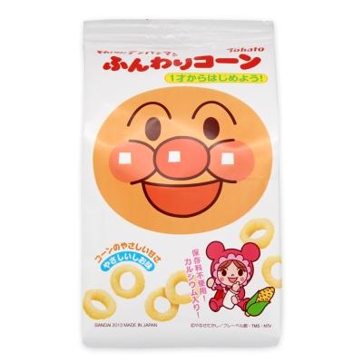 東鳩 麵包超人玉米蔬菜餅-鹽味(25g)