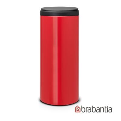 Brabantia 新掀式垃圾桶-30L熱情紅