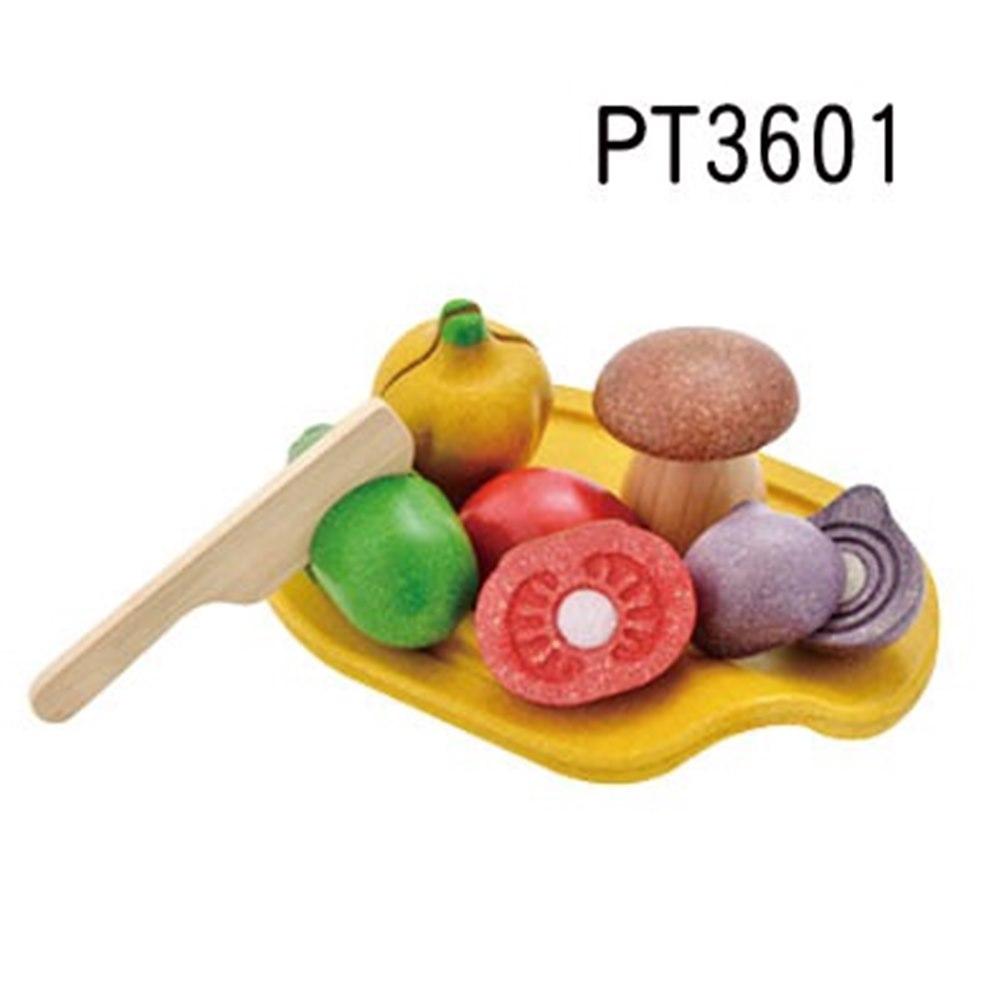 GMP BABY PLAN TOYS 綜合蔬菜盤 1組