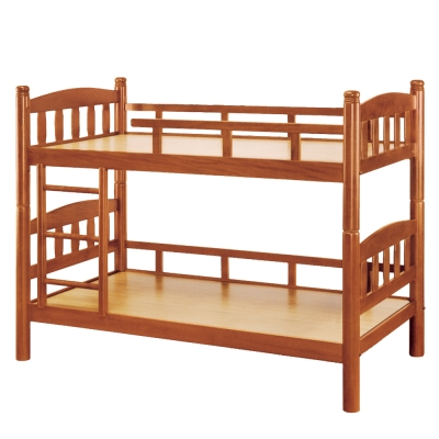 Boden-莉達3.8尺單人雙層床架