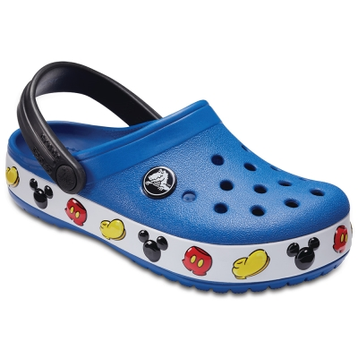 Crocs 卡駱馳 (童鞋) 米奇小克駱格 204992-4GX