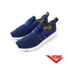 【PONY】SPLASH X 系列-休閒鞋-海軍藍-女性