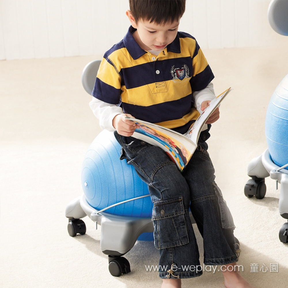 Weplay身體潛能開發系列【創意互動】摩登球椅子(小) ATG-KE0312