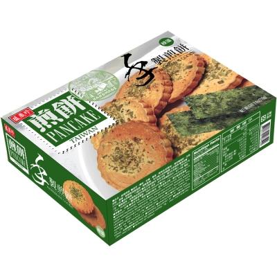 盛香珍 手製綠藻煎餅 (210g)