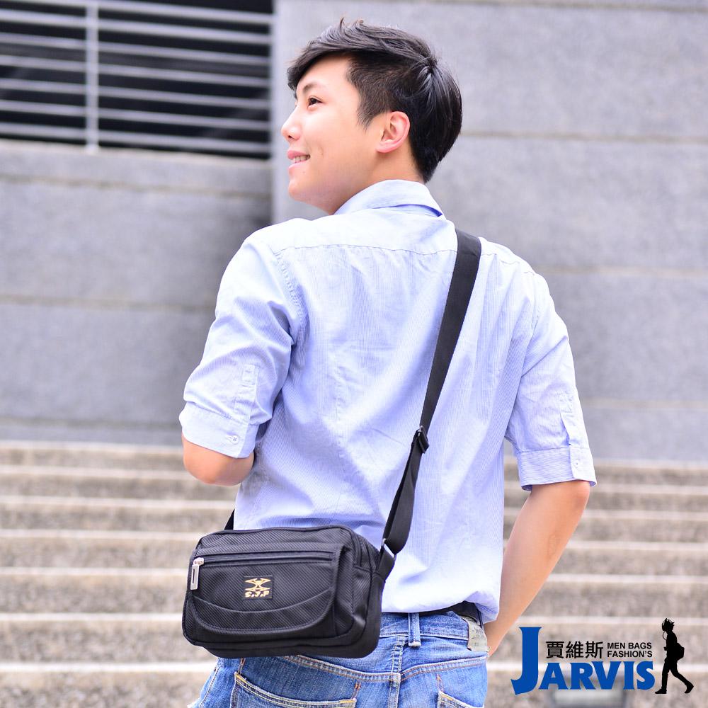 Jarvis賈維斯 側背休閒包-SJF