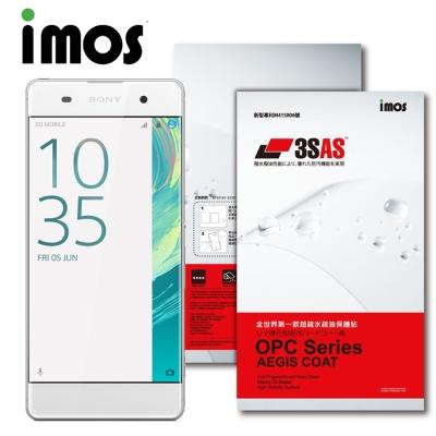 iMOS Sony Xperia XA 3SAS 螢幕保護貼
