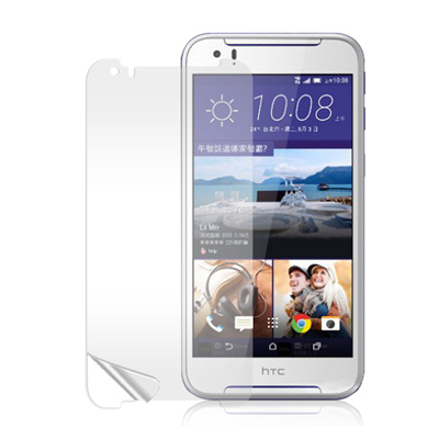 Monia HTC Desire 830 5.5吋 高透光亮面耐磨保護貼