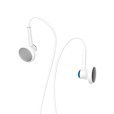 【JOYROOM】EL123 立體重低音平耳式線控耳機