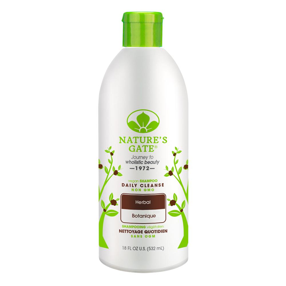 Nature's Gate 經典無基改雙倍每日草本植萃健康洗髮精532ml
