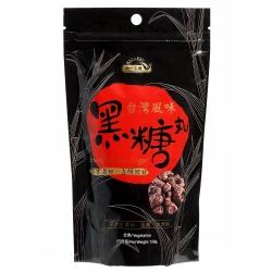 統一生機 台灣風味黑糖丸(150g)