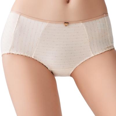 思薇爾-小熊物語系列平口內褲-舒適棕