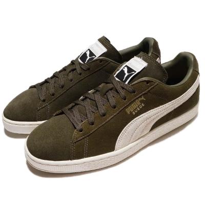 Puma 休閒鞋 Suede Classic 男鞋