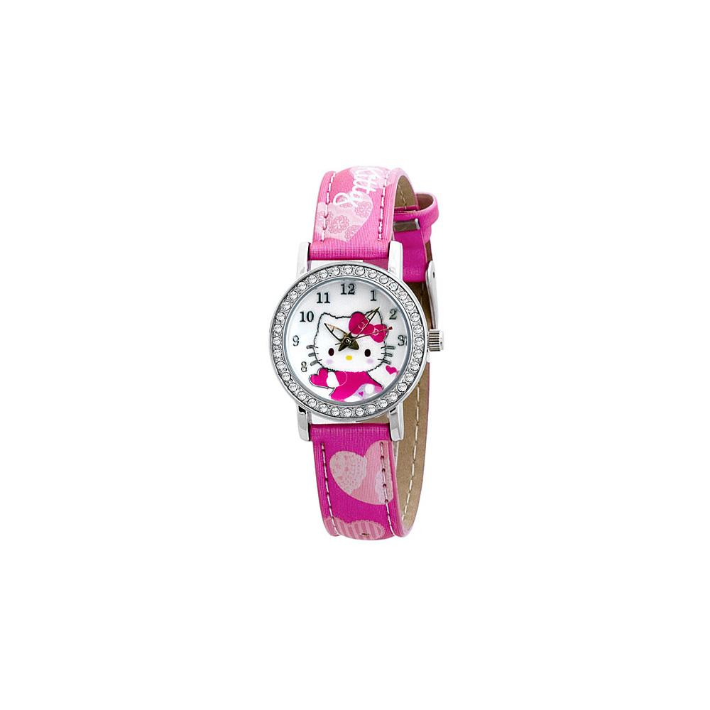 Hello Kitty 甜心少女個性腕錶-28mm