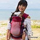 加拿大 Chimparoo Trek Air-O 透氣嬰兒揹帶,茱麗葉紅