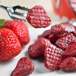 每日優果-鮮採草莓乾