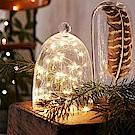 iSFun螢火蟲星光 DIY滿天星銅線布置串燈 2米暖色