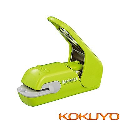 KOKUYO 無針訂書機美壓版5枚紙用-青綠