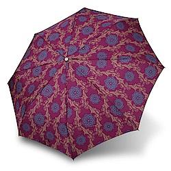 RAINSTORY華麗圖騰抗UV省力自動傘(紫)