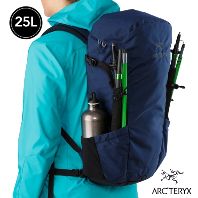 Arcteryx 始祖鳥 Brize 25L 輕量登山背包 藍