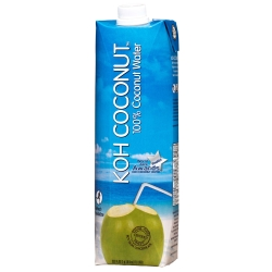 KOH 純天然100%椰子汁(1000mlx3入)
