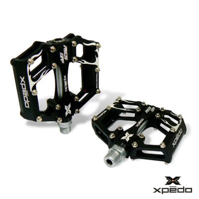 XPEDO MX11 輕量自行車大面板腳踏 黑
