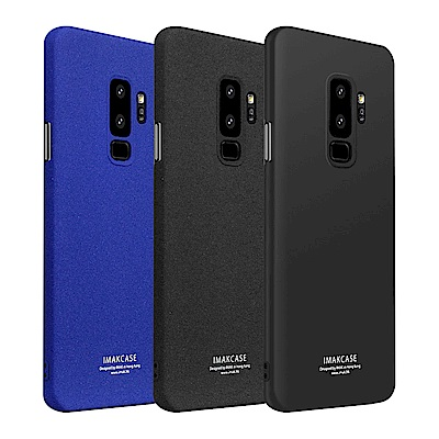 Imak SAMSUNG Galaxy S9+ 創意支架牛仔殼